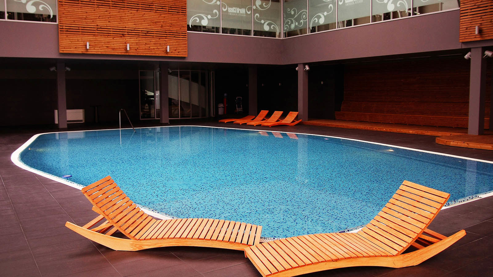 The Westin Zagreb indoor pool