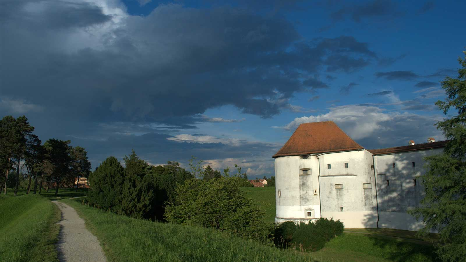 Castles from the Croatia Zagorje area